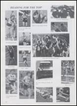 1984 Beemer High School Yearbook Page 66 & 67
