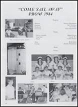 1984 Beemer High School Yearbook Page 68 & 69
