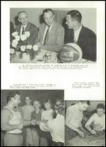 1958 Marion Center Area High School Yearbook Page 10 & 11