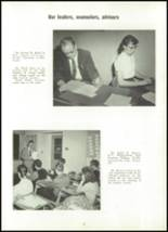 1958 Marion Center Area High School Yearbook Page 16 & 17