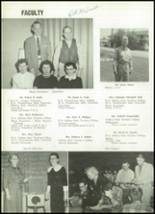 1958 Marion Center Area High School Yearbook Page 22 & 23