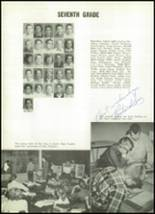 1958 Marion Center Area High School Yearbook Page 26 & 27