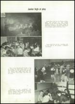 1958 Marion Center Area High School Yearbook Page 30 & 31