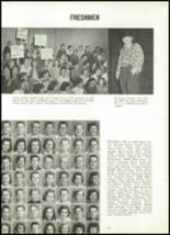 1958 Marion Center Area High School Yearbook Page 32 & 33
