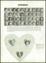 1958 Marion Center Area High School Yearbook Page 34 & 35