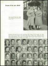 1958 Marion Center Area High School Yearbook Page 38 & 39