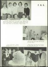 1958 Marion Center Area High School Yearbook Page 42 & 43