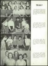 1958 Marion Center Area High School Yearbook Page 46 & 47