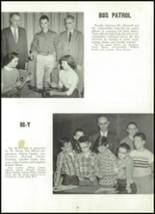 1958 Marion Center Area High School Yearbook Page 48 & 49
