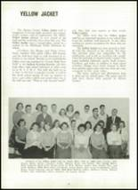 1958 Marion Center Area High School Yearbook Page 50 & 51