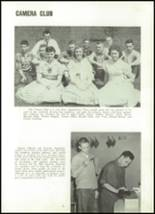 1958 Marion Center Area High School Yearbook Page 54 & 55