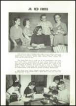 1958 Marion Center Area High School Yearbook Page 58 & 59