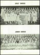 1958 Marion Center Area High School Yearbook Page 60 & 61
