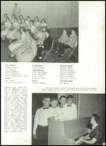 1958 Marion Center Area High School Yearbook Page 62 & 63
