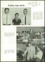 1958 Marion Center Area High School Yearbook Page 66 & 67