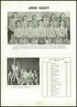 1958 Marion Center Area High School Yearbook Page 70 & 71
