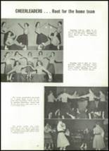 1958 Marion Center Area High School Yearbook Page 72 & 73