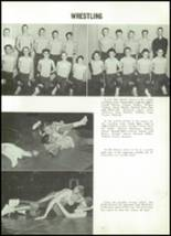 1958 Marion Center Area High School Yearbook Page 74 & 75