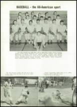 1958 Marion Center Area High School Yearbook Page 76 & 77