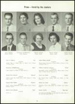 1958 Marion Center Area High School Yearbook Page 86 & 87