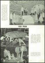 1958 Marion Center Area High School Yearbook Page 92 & 93