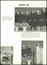 1958 Marion Center Area High School Yearbook Page 96 & 97
