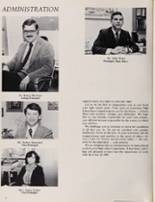 1980 Lawrence High School Yearbook Page 8 & 9