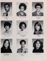 1980 Lawrence High School Yearbook Page 40 & 41
