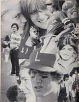1980 Lawrence High School Yearbook Page 74 & 75