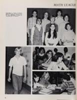 1980 Lawrence High School Yearbook Page 102 & 103
