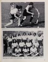 1980 Lawrence High School Yearbook Page 154 & 155