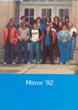 1982 Yearbook Melvin-Sibley High School