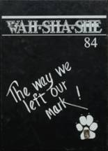 1984 Yearbook Pawhuska High School