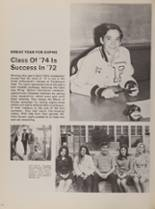 1972 Paramount High School Yearbook Page 102 & 103