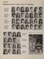 1972 Paramount High School Yearbook Page 112 & 113