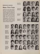 1972 Paramount High School Yearbook Page 114 & 115
