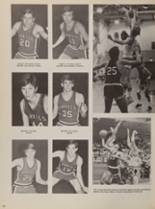 1972 Paramount High School Yearbook Page 184 & 185
