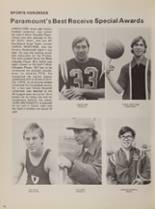 1972 Paramount High School Yearbook Page 200 & 201