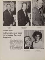 1972 Paramount High School Yearbook Page 210 & 211