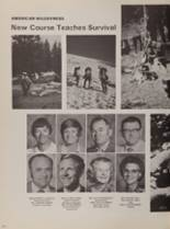 1972 Paramount High School Yearbook Page 218 & 219
