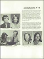 1976 Cicero High School Yearbook Page 38 & 39