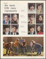 1973 Enumclaw High School Yearbook Page 24 & 25