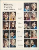 1973 Enumclaw High School Yearbook Page 26 & 27