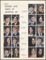 1973 Enumclaw High School Yearbook Page 28 & 29
