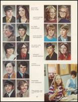 1973 Enumclaw High School Yearbook Page 32 & 33
