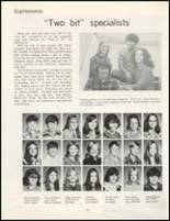 1973 Enumclaw High School Yearbook Page 48 & 49