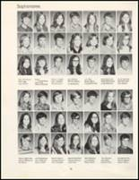 1973 Enumclaw High School Yearbook Page 52 & 53