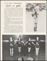1973 Enumclaw High School Yearbook Page 106 & 107