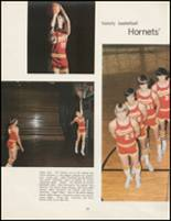 1973 Enumclaw High School Yearbook Page 110 & 111