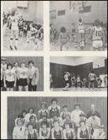 1973 Enumclaw High School Yearbook Page 112 & 113